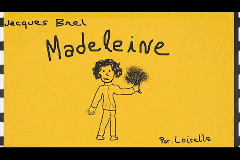 Madeleine, by Michel Loiselle on OurStage