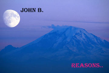Reasons to be right, by MC-John B. on OurStage