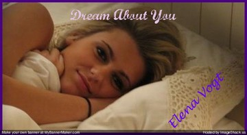 Dream About You, by Elena Vogt on OurStage