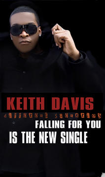 Falling For You, by Keith Davis on OurStage
