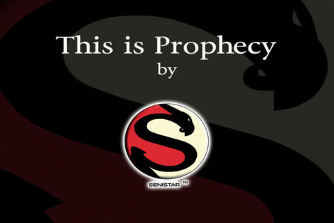 This Is Prophecy by Senistar.  Busta Rhymes Contest Entry, by Senistar on OurStage