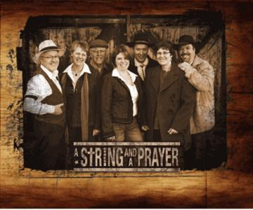Train to Glory, by A String and a Prayer on OurStage