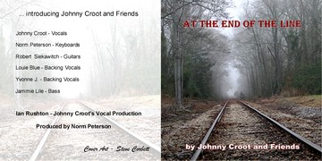 At the end of the line, by Johnny Croot and friends on OurStage