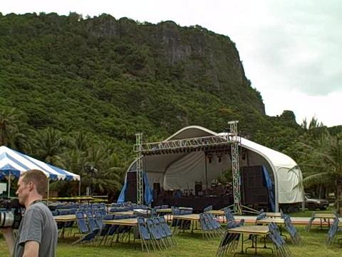 Clarias pre-show in Guam, by Clarias on OurStage