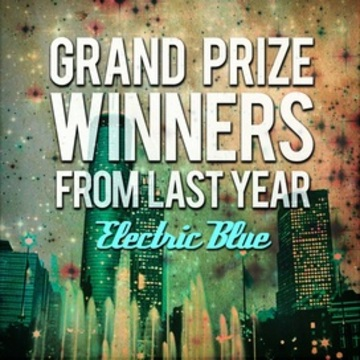Electric Blue-Grand Prize Winners From Last Year, by Grand Prize Winners(GPWFLY) on OurStage