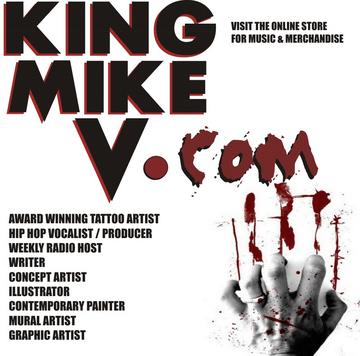 Blood Rituals, by KING MIKE V on OurStage