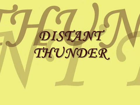 Distant Thunder, by Steve Dafoe-SongWriter on OurStage