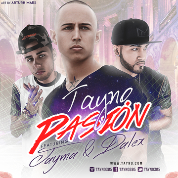 Pasion, by Tayno Feat Jayma y Dalex on OurStage