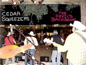 The Devil's Backbone, by CEDAR SQUEEZERS on OurStage