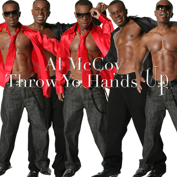 Throw Yo Hands Up, by Al McCoy on OurStage