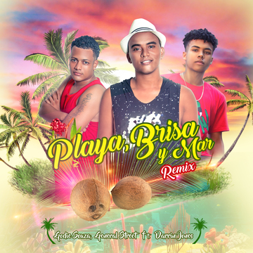 Playa, Brisa y Mar (Remix) Ft. Darrin Jones, by Godie Souza, General Street on OurStage