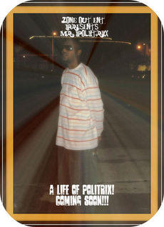 It's Politrix Baby Freestyle, by Mr. Politrix on OurStage