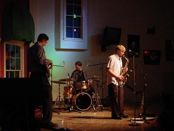Metropolis, by Tyler Summers Trio on OurStage
