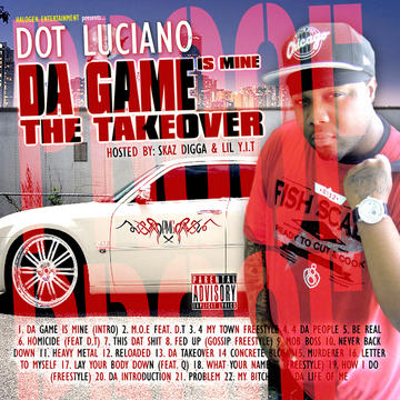 Homicide (feat. D.T.), by Dot Luciano on OurStage