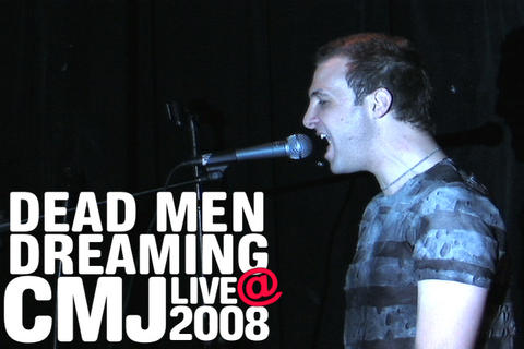 Dead Men Dreaming Perform @ CMJ, by OurStage Productions on OurStage