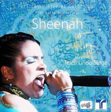 SHEENAH IN SOUTH BEACH, by SHEENAH on OurStage