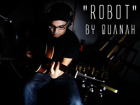 Robot (live), by quanah on OurStage