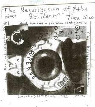 the resurrection of the residentS, by sUPERED on OurStage