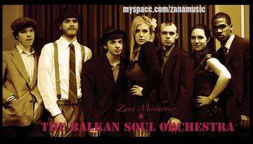 If you're wondering, by Zana Mesihovic & The Balkan Soul Orchestra on OurStage