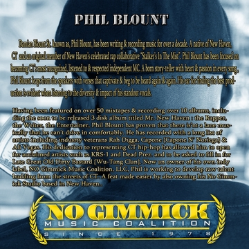 Let me Know, by Phil Blount on OurStage