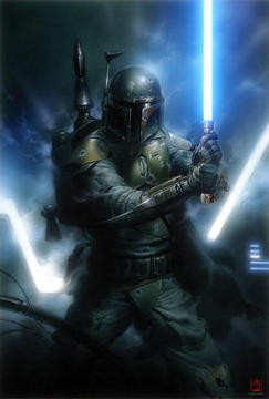 Boba Fett 2, by charleyG on OurStage