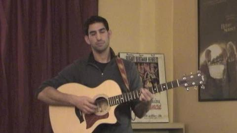 Any Little Broken Heart (Acoustic), by Ari Jacobson on OurStage