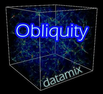 Obliquity, by datamix on OurStage