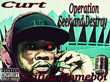Curt ft. Amayze-Hero, by Curt AKA 7Cities Homeboi on OurStage