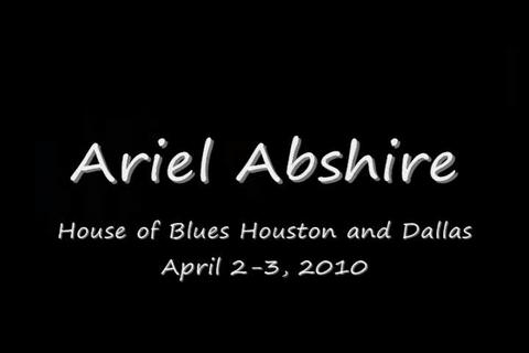 Untitled upload for Ariel Abshire, by Ariel Abshire on OurStage