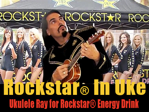 RockStar In Uke, by Ukulele Ray on OurStage