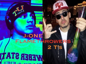 FlameThrowers, by J-One & 2 T's on OurStage