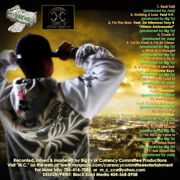 Crank It, by M.C. on OurStage