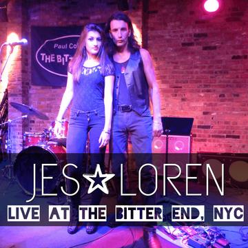 'Awaken Me '(Ride on the Waves of Heaven)' , by Jes Loren Live @ The Bitter End on OurStage