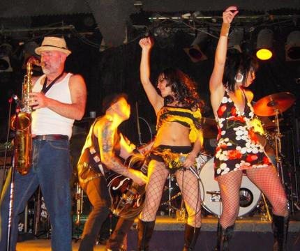 Stiletto Angel, by The Informants on OurStage