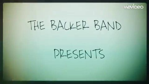 7SeasOfBlame, by The Backer Band on OurStage