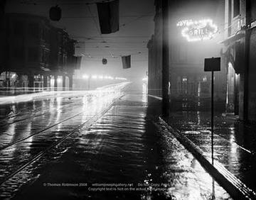 Streets Lights Fear Rain, by Videolento on OurStage