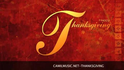THANKSGIVIN, by CAMIL on OurStage