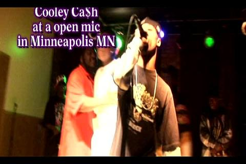 """Cooley Ca$h """"Turn It Up"""" live, by cooleycashchilds on OurStage"""