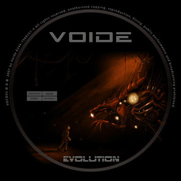 R-evolution, by Voide on OurStage