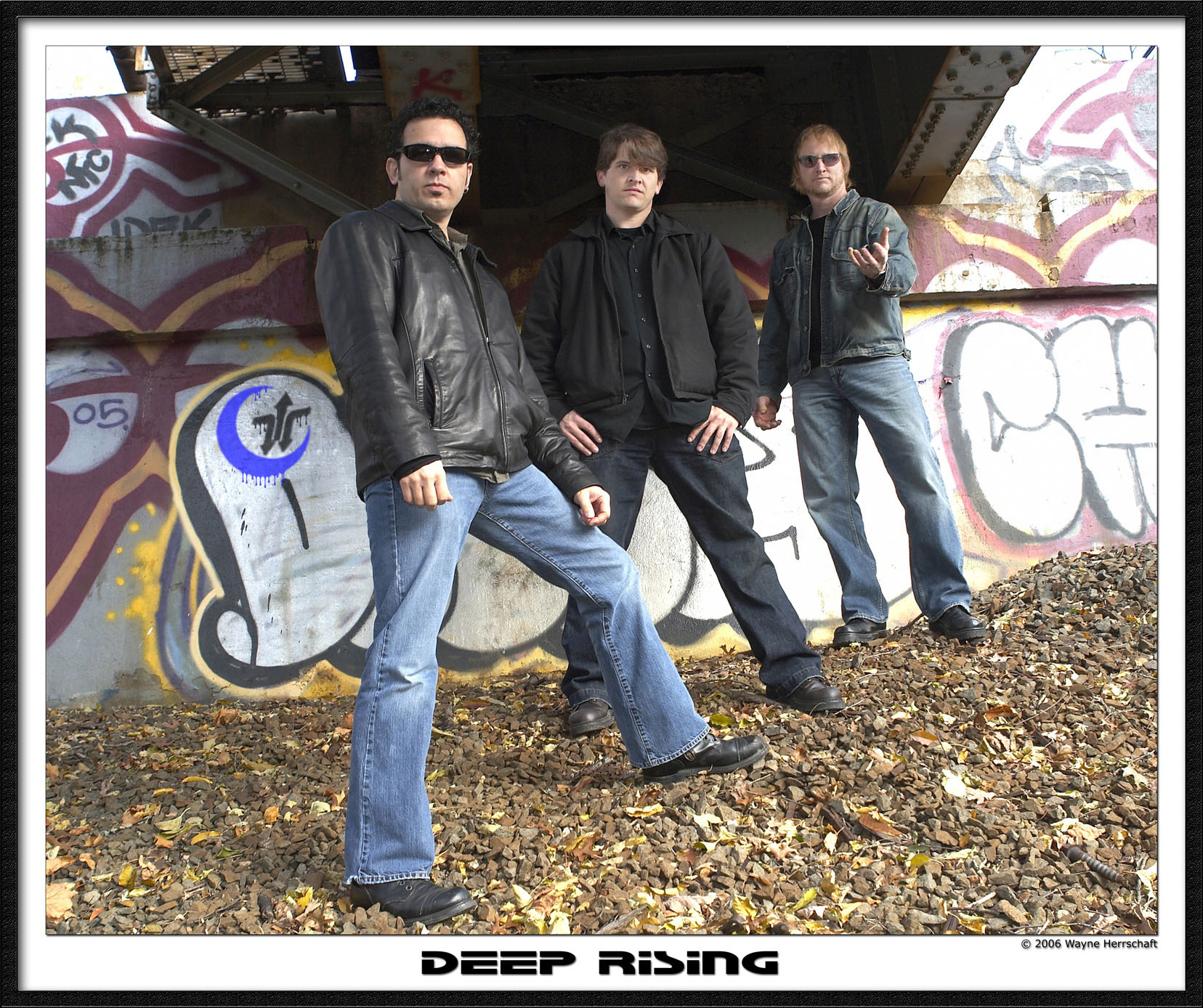 Sirens, by Deep Rising on OurStage