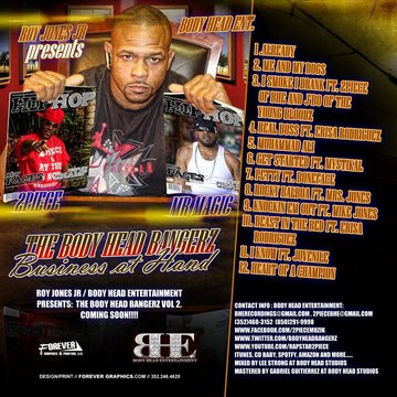 Real Boss, by 2piece ft Roy jones jr on OurStage