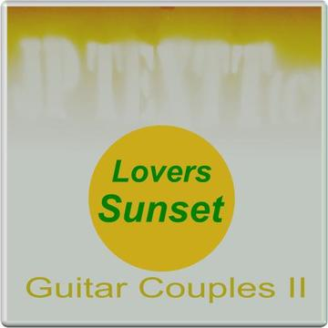 Lovers Sunset©JP Textt Guitar Couples II Sru 001-194-014, by JP Textt© on OurStage