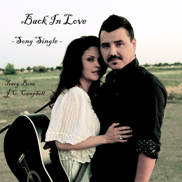 "Duet ""BACK IN LOVE"" with JC Campbell, by Tracy Bone on OurStage"