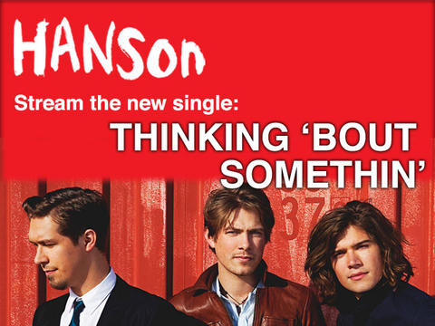 Thinking 'Bout Somthin', by Hanson on OurStage