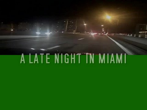 LATE NITE FEVER IN MIAMI, by BASSY BOYNES on OurStage