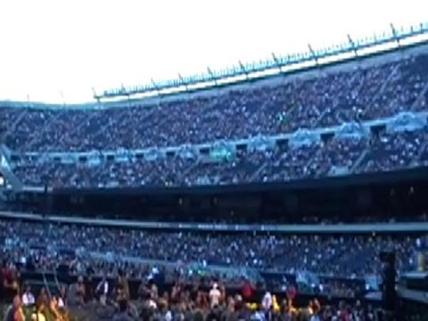 "The Worsties ""Let's Go"" LIVE opening for Bon Jovi at Soldier Field, by The Worsties on OurStage"
