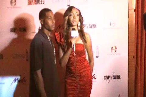 P.A. INTERVIEW @ TRINA LISTENING PARTY P.A. RNBSINGER, by P.A. RNBSINGER on OurStage