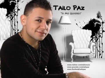 """ Si Me Quieres "", by Tailo Paz on OurStage"