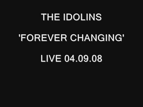 'FOREVER CHANGING'- LIVE, by The Idolins on OurStage