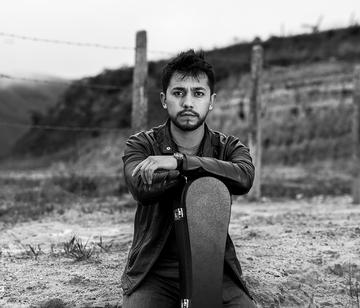 Abrázame, by Alejo Delgado on OurStage